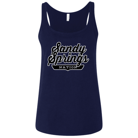 Sandy Springs Women's Tank Top - The Nation Clothing