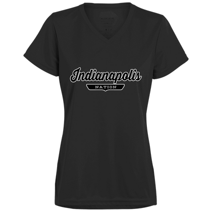 Indianapolis Women's T-shirt - The Nation Clothing