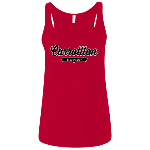 Carrollton Women's Tank Top - The Nation Clothing