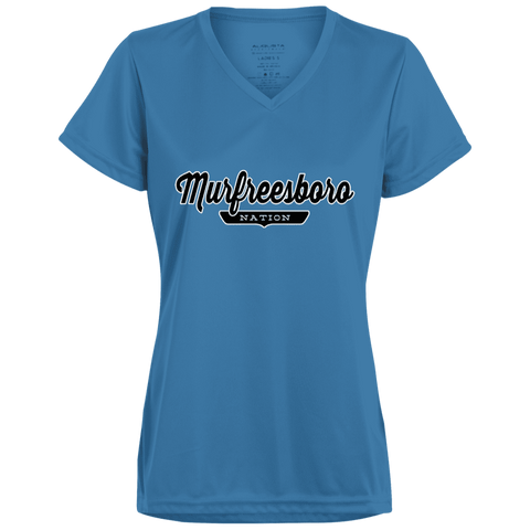 Murfreesboro Women's T-shirt - The Nation Clothing
