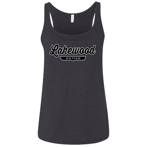 Lakewood Women's Tank Top - The Nation Clothing