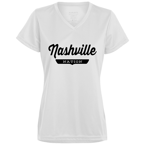 Nashville Women's T-shirt - The Nation Clothing