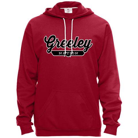 Greeley Hoodie - The Nation Clothing