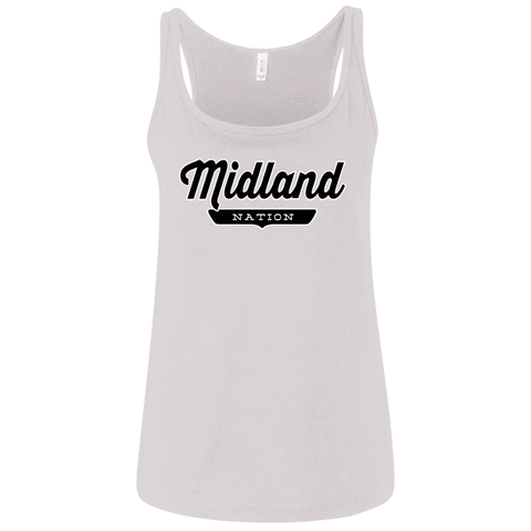 Midland Women's Tank Top - The Nation Clothing