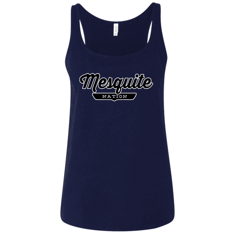 Mesquite Women's Tank Top - The Nation Clothing