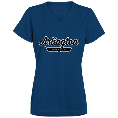 Arlington Women's T-shirt - The Nation Clothing