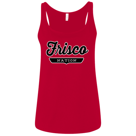 Frisco Women's Tank Top - The Nation Clothing