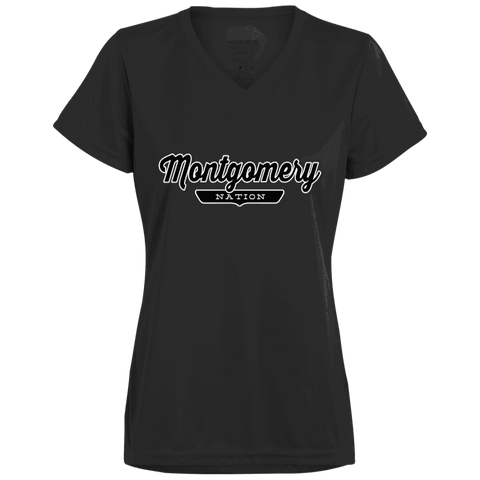 Montgomery Women's T-shirt - The Nation Clothing
