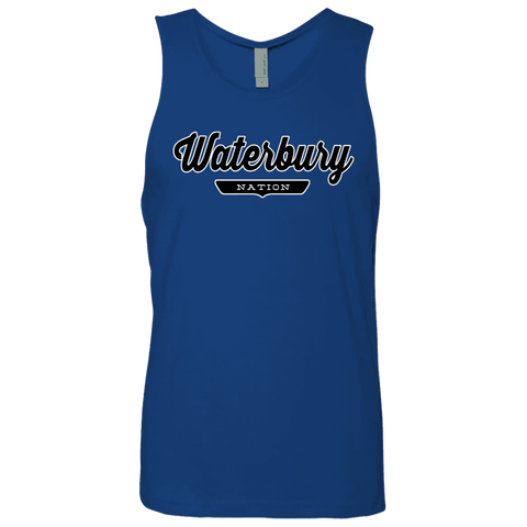 Waterbury Tank Top - The Nation Clothing