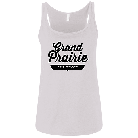 Grand Prairie Women's Tank Top - The Nation Clothing