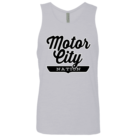 Motor City Tank Top - The Nation Clothing