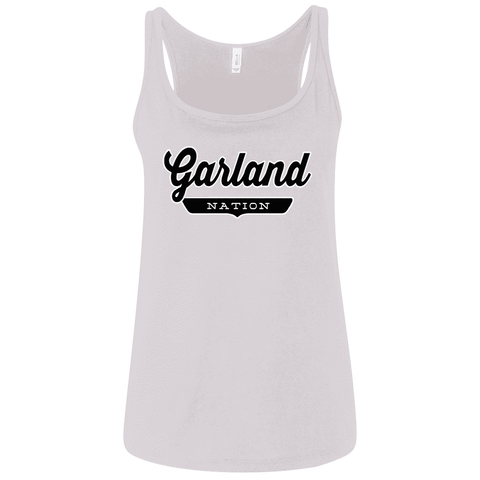 Garland Women's Tank Top - The Nation Clothing