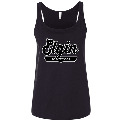 Elgin Women's Tank Top - The Nation Clothing