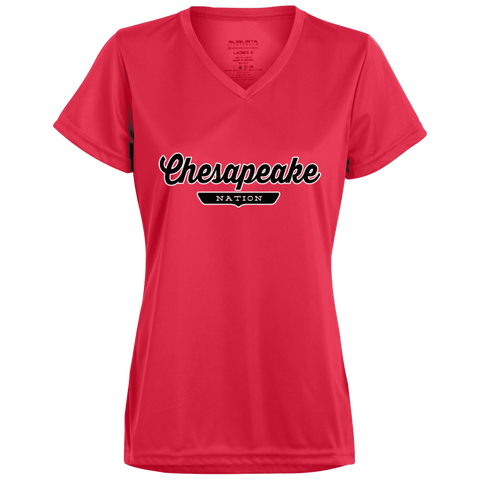 Chesapeake Women's T-shirt - The Nation Clothing