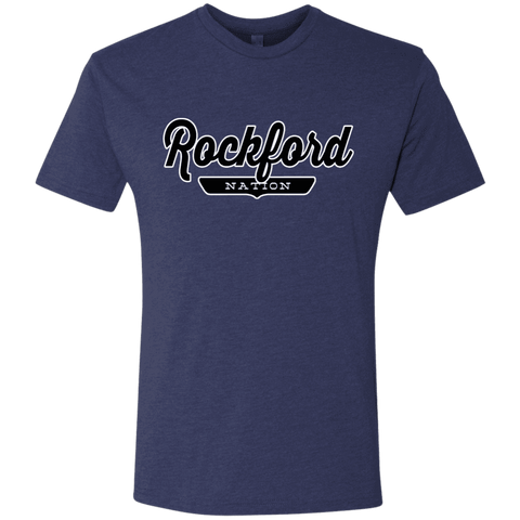 Rockford T-shirt - The Nation Clothing
