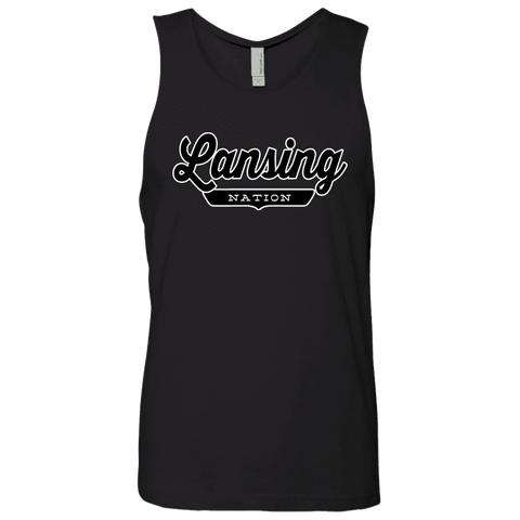 Lansing Tank Top - The Nation Clothing