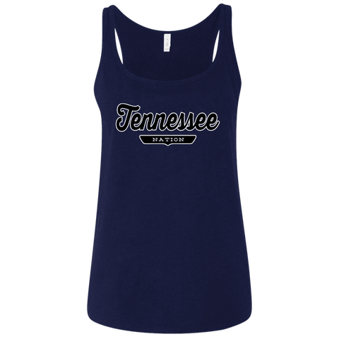 Tennessee Women's Tank Top - The Nation Clothing