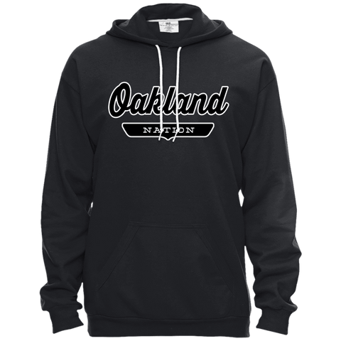 Oakland Hoodie - The Nation Clothing