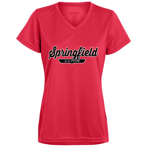Springfield Women's T-shirt - The Nation Clothing