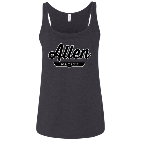 Allen Women's Tank Top - The Nation Clothing
