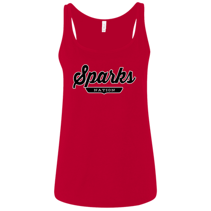 Sparks Women's Tank Top - The Nation Clothing