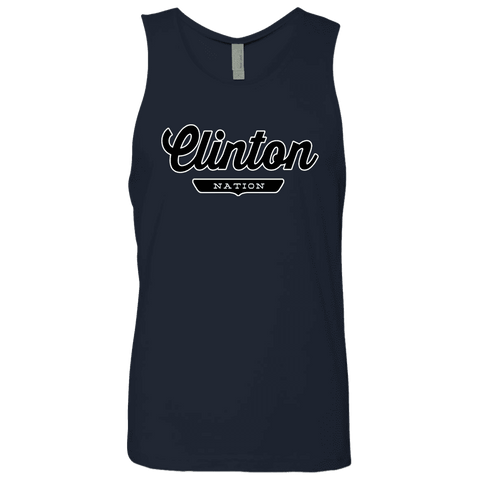 Clinton Tank Top - The Nation Clothing