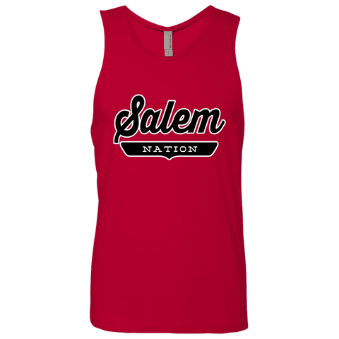 Salem Tank Top - The Nation Clothing