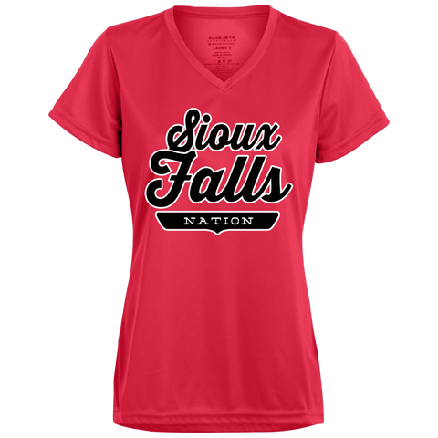 Sioux Falls Women's T-shirt - The Nation Clothing