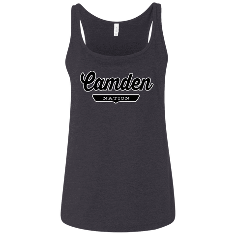 Camden Women's Tank Top - The Nation Clothing