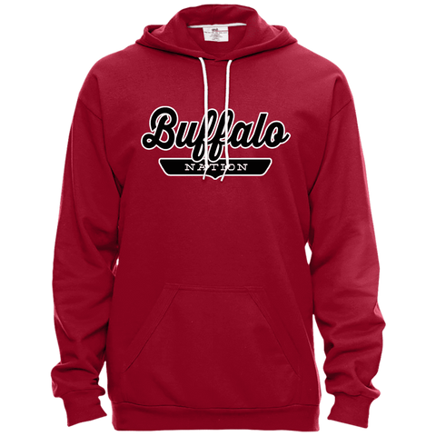 Buffalo Hoodie - The Nation Clothing