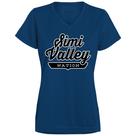 Simi Valley Women's T-shirt - The Nation Clothing