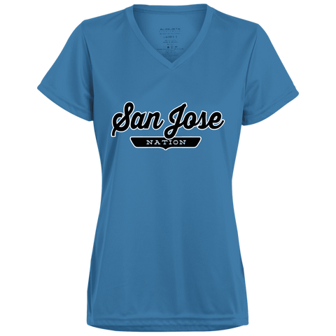 San Jose Women's T-shirt - The Nation Clothing