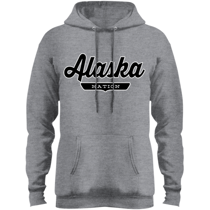 Athletic Heather / S Alaska Hoodie - The Nation Clothing