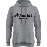 Athletic Heather / S Arkansas Hoodie - The Nation Clothing
