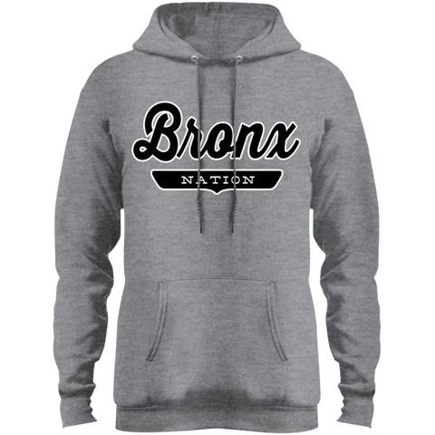 Athletic Heather / S Bronx Hoodie - The Nation Clothing