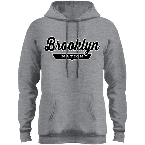 Athletic Heather / S Brooklyn Hoodie - The Nation Clothing