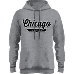 Athletic Heather / S Chicago Hoodie - The Nation Clothing