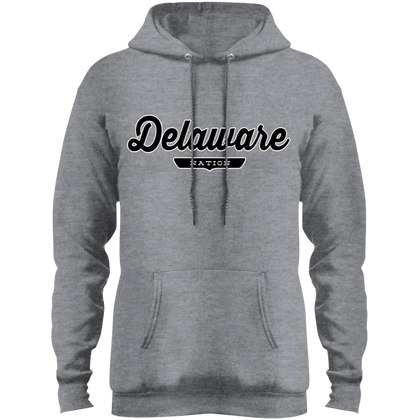 Athletic Heather / S Delaware Hoodie - The Nation Clothing