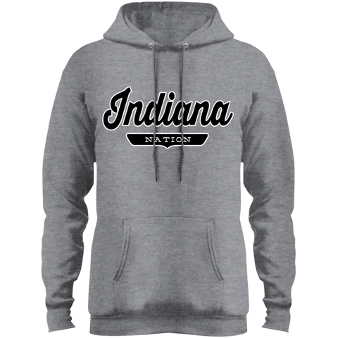 Athletic Heather / S Indiana Hoodie - The Nation Clothing