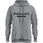 Athletic Heather / S Indianapolis Hoodie - The Nation Clothing