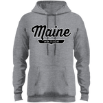 Athletic Heather / S Maine Hoodie - The Nation Clothing