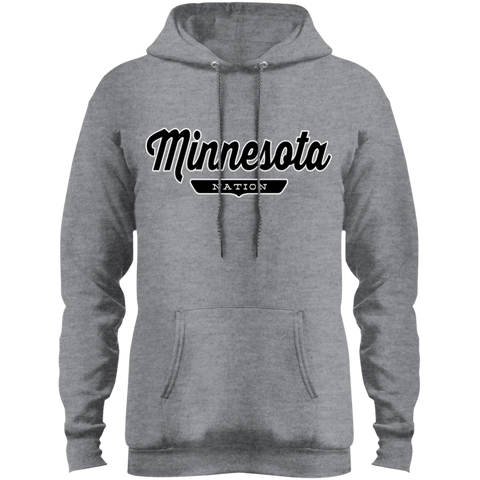 Athletic Heather / S Minnesota Hoodie - The Nation Clothing