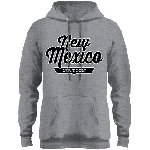Athletic Heather / S New Mexico Hoodie - The Nation Clothing
