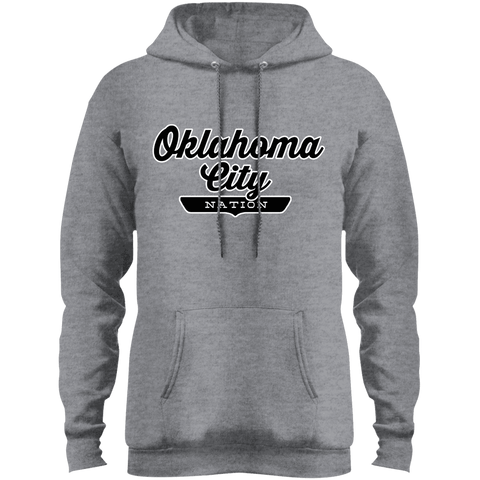 Athletic Heather / S Oklahoma City Hoodie - The Nation Clothing
