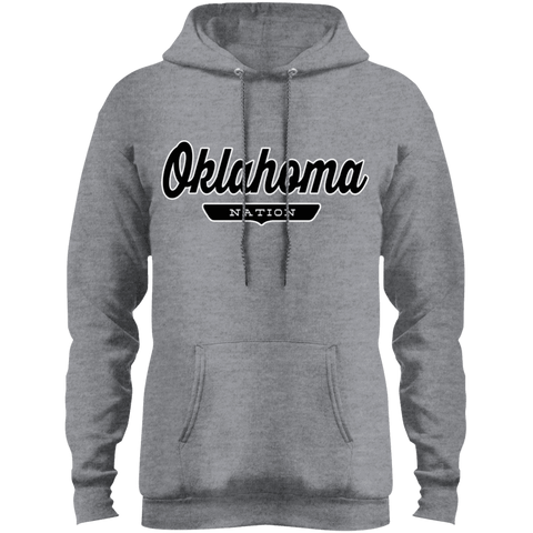 Athletic Heather / S Oklahoma Hoodie - The Nation Clothing