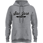 Athletic Heather / S San Jose Hoodie - The Nation Clothing