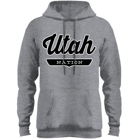 Athletic Heather / S Utah Hoodie - The Nation Clothing