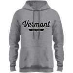 Athletic Heather / S Vermont Hoodie - The Nation Clothing