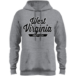 Athletic Heather / S West Virginia Nation Hoodie - The Nation Clothing