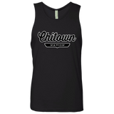 Black / S Chitown Tank Top - The Nation Clothing